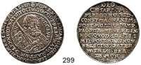 Deutsche Münzen und Medaillen,Sachsen Johann Georg I. 1611 - 1656 1/2 Taler 1656 Mz. Eichel, Dresden.  14,45 g. Auf seinen Tod.  Clauss/Kahnt 353.  Slg. Mb. 1108.  Ex-Sammlung Horn (mit Beschreibungszettel).