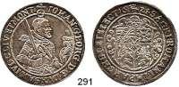 Deutsche Münzen und Medaillen,Sachsen Johann Georg I. 1611 - 1656 1/2 Taler 1624 Mzz. Schwan, Dresden.  14,48 g.  Clauss/Kahnt 178.  Vgl. Slg. Mb. 1028.
