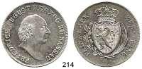 Deutsche Münzen und Medaillen,Nassau Friedrich August von Nassau - Usingen 1803 - 1816 Konventionstaler 1813.  Ohne Münzmeisterzeichen.  Kahnt 300 Ac.  AKS 25.  Jg. 19 d.  Thun 220.