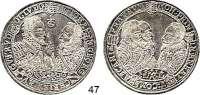 Deutsche Münzen und Medaillen,Anhalt Johann Georg I., Christian I., August, Rudolf und Ludwig 1603 - 1618 Taler 1614.  28,82 g.  Mann 126.  Dav. 6002.