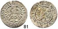 Deutsche Münzen und Medaillen,Brandenburg - Preußen Joachim I. 1499 - 1535 Groschen 1518, Berlin.  2,20 g.  Bahrfeldt 201.