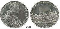 Deutsche Münzen und Medaillen,Nürnberg, Stadt Franz I. 1745 - 1765 Taler 1754 C.G.L., Nürnberg (Stempel von Peter Paul Werner).  27,95 g.  Kellner 337(277).  Dav. 2484.  Schön 39.