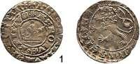 Römisch Deutsches Reich,Böhmen, Königreich Karl IV. 1346 - 1378 Prager Groschen o.J.  3,19 g.