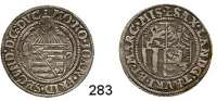 Deutsche Münzen und Medaillen,Sachsen Johann Friedrich II. 1557 - 1565 Schreckenberger o.J.  4 g.  Koppe 58 b.