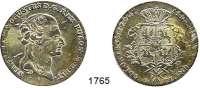 AUSLÄNDISCHE MÜNZEN,Polen Stanislaus August 1764 - 1795 6 Zlotych 1794.  KM 216.