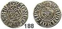 Deutsche Münzen und Medaillen,Marsberg, Stadt  Groschen 1606.  1,45 g.  Mit Titel Rudolf II.