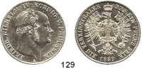 Deutsche Münzen und Medaillen,Preußen, Königreich Friedrich Wilhelm IV. 1840 - 1861 Taler 1859 A.  Kahnt 379.  AKS 78.  Jg. 84.  Thun 262.  Dav. 775.