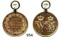 Orden, Ehrenzeichen, Militaria, Zeitgeschichte,Deutschland Preussen Kriegsdenkmünze 1864 für Nichtkämpfer.