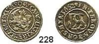 Deutsche Münzen und Medaillen,Pommern Karl XI. von Schweden 1660 - 1697 Doppelschilling 1662.  1,25 g.  AAJ (S.B.) 161.