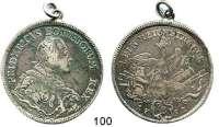 Deutsche Münzen und Medaillen,Preußen, Königreich Friedrich II. der Große 1740 - 1786 Taler 1751 B, Breslau.  22,39 g.  Kluge 61.  v.S. 182.  Olding 28 b.  Dav. 2583.