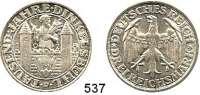 R E I C H S M Ü N Z E N,Weimarer Republik  3 Reichsmark 1928 D.  Jaeger 334.  Dinkelsbühl.