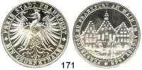 Deutsche Münzen und Medaillen,Frankfurt am Main Freie Stadt 1814 - 1866 Vereinstaler 1863.  Fürstentag.  Kahnt 172.  AKS 45.  Jg. 52.  Thun 147.  Dav. 654.