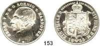 Deutsche Münzen und Medaillen,Braunschweig - Calenberg (Hannover) Georg V. 1851 - 1866 Ausbeutetaler 1855.  Kahnt 237.  AKS 158.  Jg. 86.  Thun 170. Dav.678.