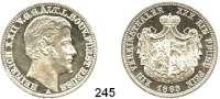 Deutsche Münzen und Medaillen,Reuß Älterer Linie (Obergreiz) Heinrich XXII. 1859 - 1902 Vereinstaler 1868 A.  Kahnt 402.  AKS 15.  Jg. 50.  Thun 281  Dav. 799.
