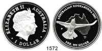 AUSLÄNDISCHE MÜNZEN,Australien  1 Dollar 2001
