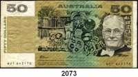 P A P I E R G E L D,AUSLÄNDISCHES  PAPIERGELD Australien 50 Dollars o.D.(1994).  Pick 47 i.