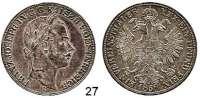 Österreich - Ungarn,Habsburg - Lothringen Franz Josef I. 1848 - 1916 Vereinstaler 1858 B, Kremnitz.  Frühwald 1397.  Kahnt 352.  Jl. 312.  Dav. 21.