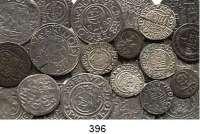 Deutsche Münzen und Medaillen,L O T S     L O T S     L O T S  LOT von 25 altdeutschen Kleinmünzen.  Meist Groschen.