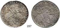 Deutsche Münzen und Medaillen,Sachsen Johann Georg I. 1611 - 1656 Taler 1630, Dresden.  28,99 g. 100 Jahrfeier der Augsburger Konfession.  Clauss/Kahnt 323 b.  Dav. 7606.