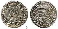 Römisch Deutsches Reich,Haus Habsburg Erzherzog Ferdinand II. 1564 - 1595 Taler o.J., Ensisheim.  28,36 g.  Voglh. 84.  Dav. 8092 C.