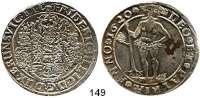 Deutsche Münzen und Medaillen,Braunschweig - Wolfenbüttel Friedrich Ulrich 1613 - 1634 Taler 1620, Zellerfeld.  28,47 g.  Welter 1057 A.  Dav. 6303.