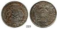 Deutsche Münzen und Medaillen,Ostfriesland Edzard II. und Johann von Rietberg 1566 - 1591 Taler 1584.  29,08 g.  Dav. 9614.