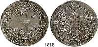 AUSLÄNDISCHE MÜNZEN,Schweiz Basel, Stadt Taler 1624.  28,64 g.  Adler nach links.  HMZ 2-78 j.  Dav. 4604.