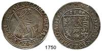 AUSLÄNDISCHE MÜNZEN,Niederlande Geldern, Provinz Taler 1596.  28,84 g.  Delmonte 899 (R 2).  Dav. 8830.