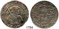 AUSLÄNDISCHE MÜNZEN,Niederlande Westfriesland, Provinz Reichstaler 1595.  28,67 g.  Delmonte 925.  Dav. 8867.